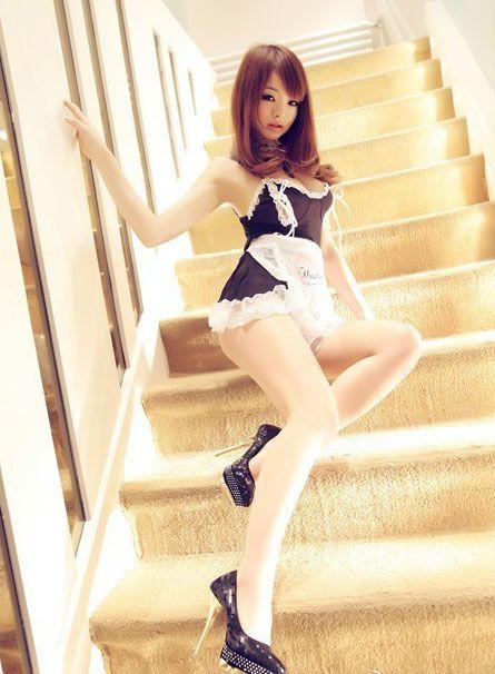 Li Ling's cosplay is  Source: Li Ling Dirty Gamer Girls