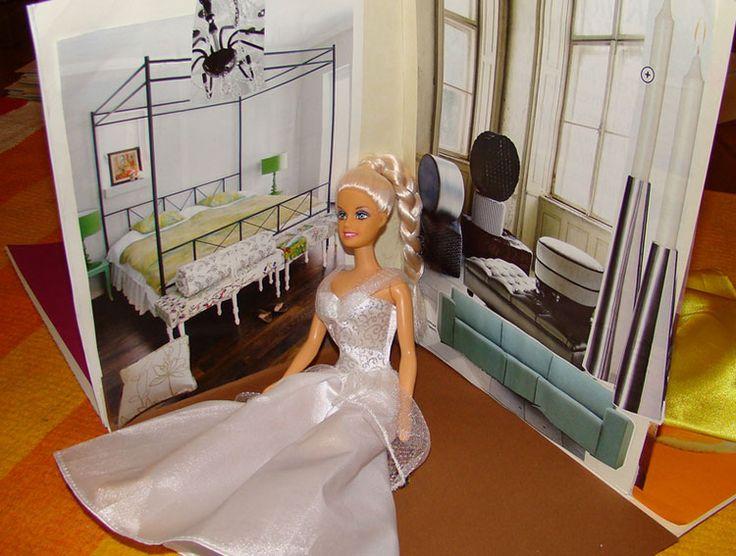 creative playing - interior decorator -DIY - tutorila