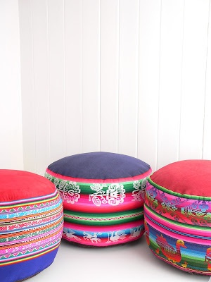decortherapia pouf