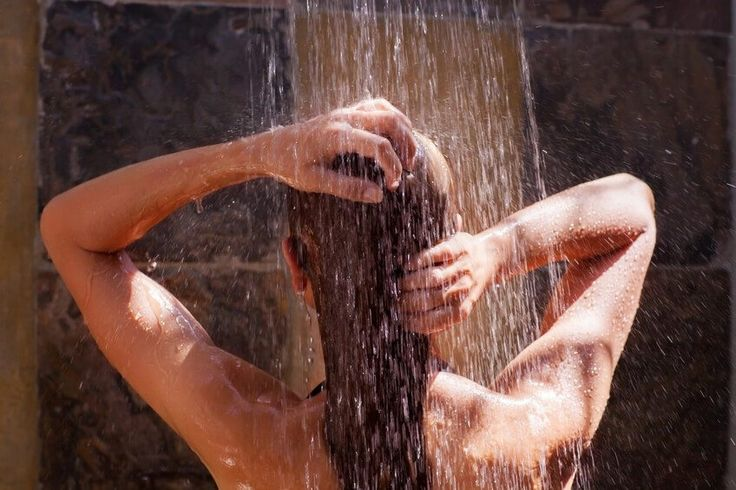 NEED TO DESTRESS? SHOWER LIKE NEVER BEFORE!