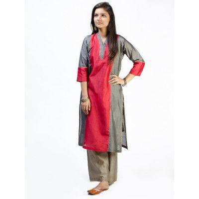 Indian Handmade Women  Kurtis and Tunics Online | Buy Kurtis and Tunics  For Women Buy Indian Handmade Women Kurtis And Tunics Online at Indian August.