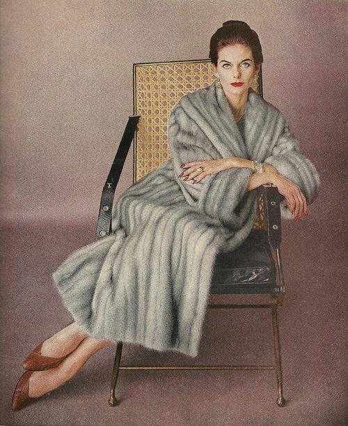 Anne St. Marie Harper's Bazaar 1959