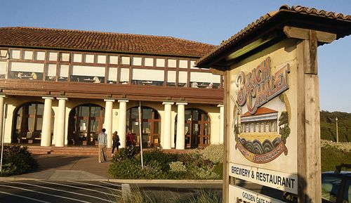 The Beach Chalet Brewery & Restaurant, San Francisco, CA - Best Food & Beer in town