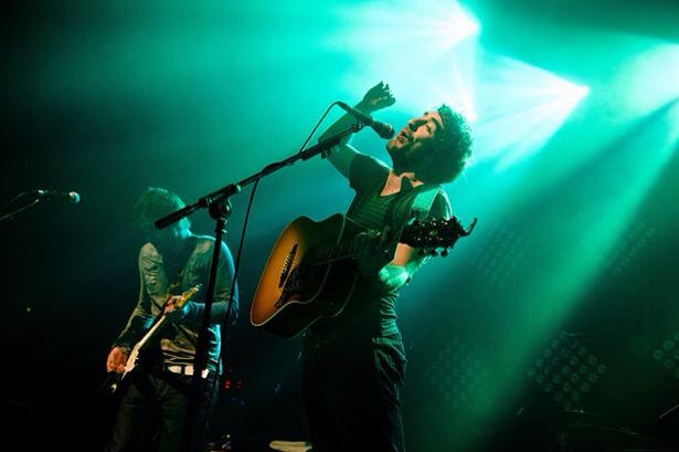 The Coronas amazing Irish Band