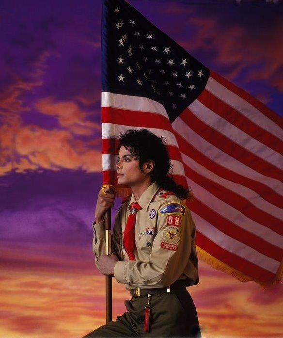 Celebrity boy scouts of america