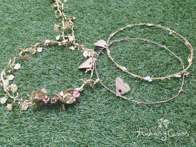 Hadas y cuscus coronitas flores flobylinn pelo pinterest - Hadas y cuscus ...