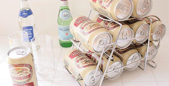 【楽天市場】【即納】カンディスペンサー【ストッカー 缶ビール 缶ジュース】【楽ギフ_包装】【楽ギフ_のし】【あす楽対応】【HLS_DU】:エフシーインテリア