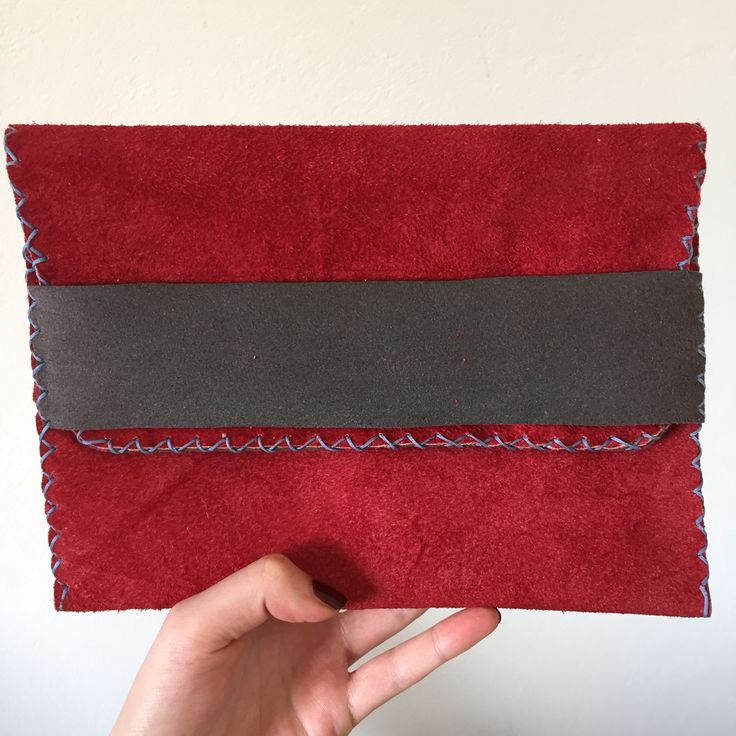 Handmade ipad mini case made in greece from genuine leather