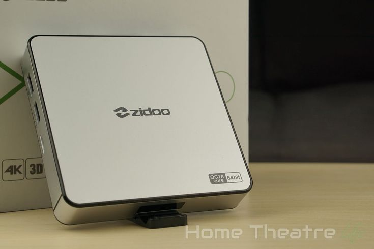 Zidoo X6 Pro Review: The Zidoo X6 Pro is an Android box powered by the Rockchip RK3368. How good is it? Read our Zidoo X6 Pro review to find out!