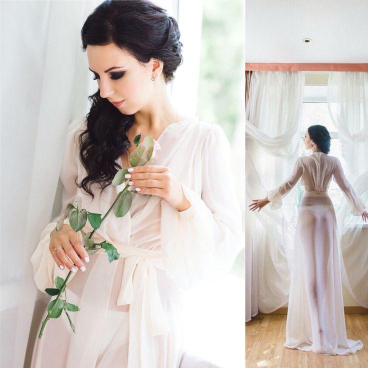 Будуарное платье, утро невесты, свадьба, будуар, weydding