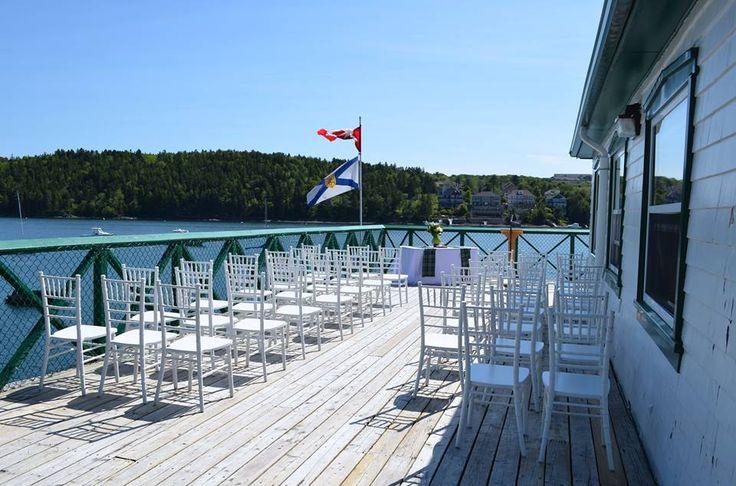Boat Club Deck