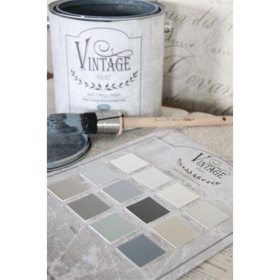 Vintage Paint - Farvekort 2500 ml