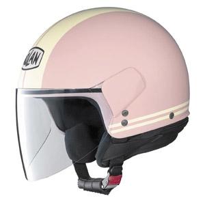 Nolan N30 Flashback Helmet - in pink!