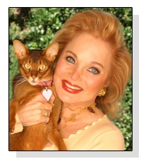 Rocky Theme songwriter Carol Connors is a KNOCK OUT and Purrrfect Champion for the Under-Cat on Pet Life Radio!