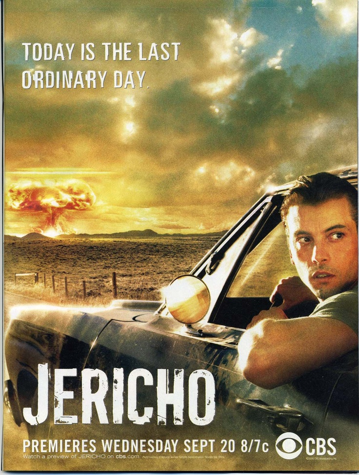 #Jericho