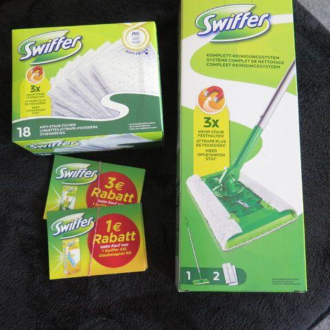 """"""" Swiffer """" Bodenwischer - Hibble Blog"""