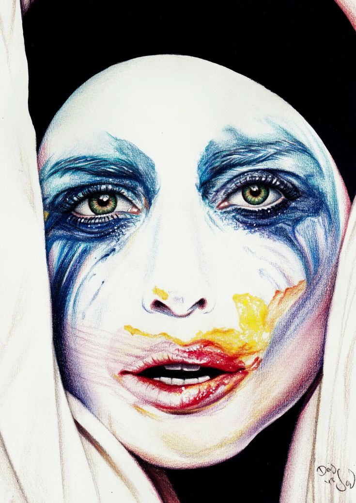 Lady GaGa - Applause by DendaReloaded