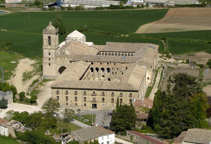Monasterio de Irache, Ayegui, Navarra, Camino de Santiago