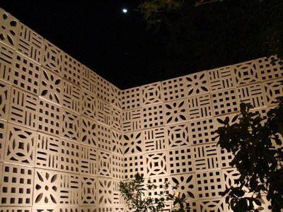 Cobogó - Casa Cor Brasília 2008