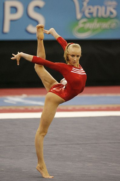 in love with Nastia Liukin