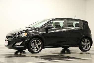 121 best 2014 Chevy sonic hatchback rs images on Pinterest