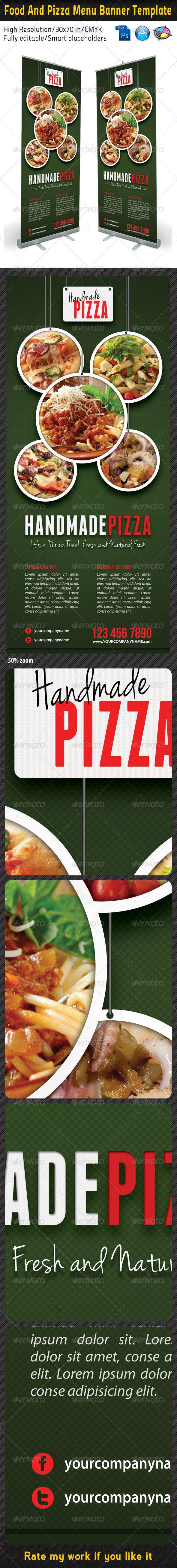 14 best restaurant banner images on pinterest menu flyer print
