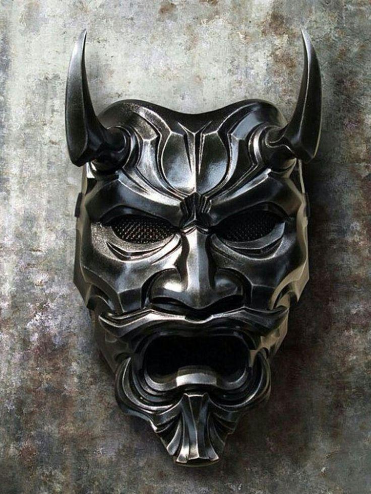 Новости Oni mask, Mask design, Japanese mask