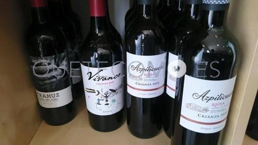 Selecci n de vinos nacionales con denominaci n de origen - Vinotecas en bilbao ...