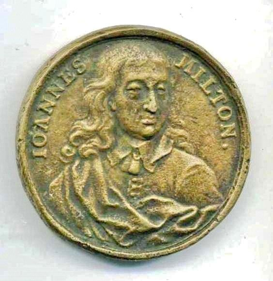 1730  Joannes MILTON famous english poet by FascinatingHobbies