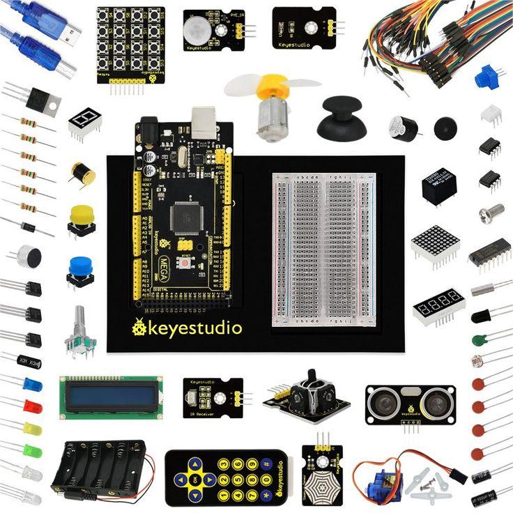 Keyestudio MEGA 2560 R3 Maker Kit for Arduino Starter with