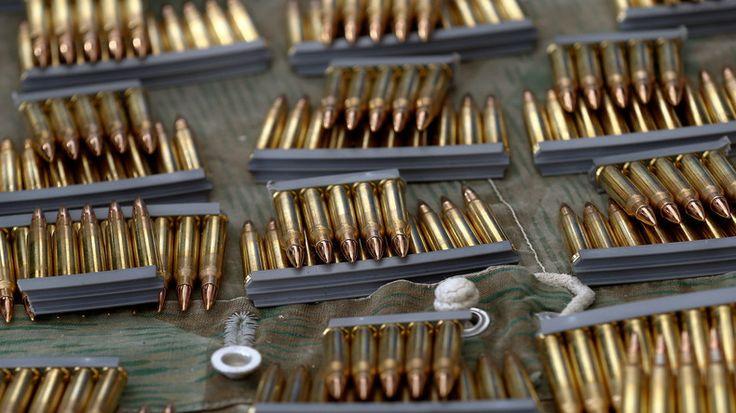 Nouvelle disparition de munitions dans les stocks de l'armée suisse