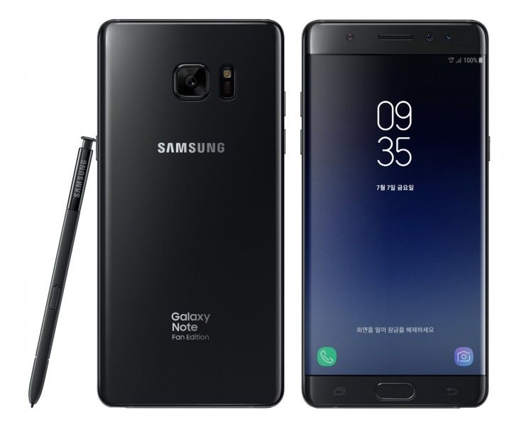 """Finally wait is over as Samsung relaunched its much anticipated smartphones Note 7 under the name of """"Samsung Fan Edtion"""". To recall, the Note 7 was globally discontinued due to fire catching issues. There were several case where the exploded main in US land and some other parts of the world. Moving to Samsung Fan …"""