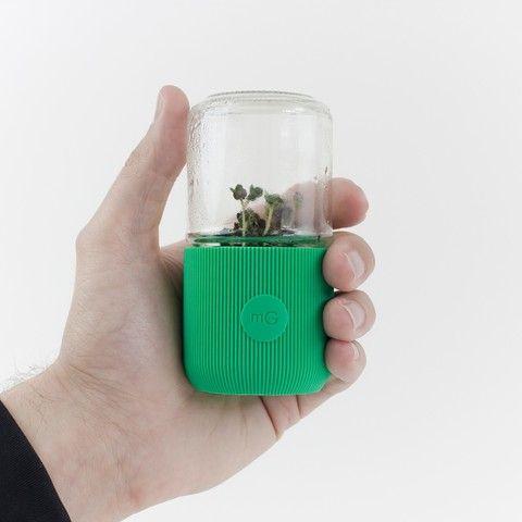 Inspirational Mini Gew chshaus mit dem D Drucker bauen