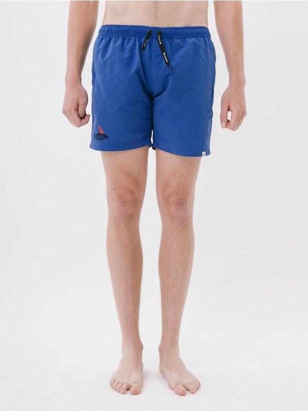 Pez Blue Boardshorts //
