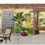Chennai India Terrace Garden
