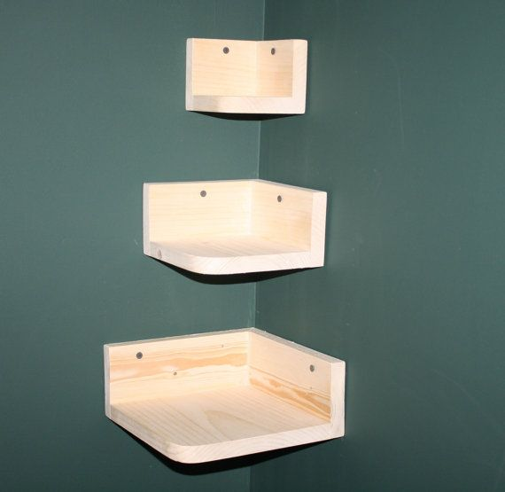 Best 25 Corner Wall Shelves Ideas On Pinterest Shelves
