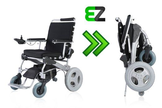 The Features EZ Lite Cruiser Deluxe DX12 - Personal Mobility Device - This items a useful and help  health & personal care make it better