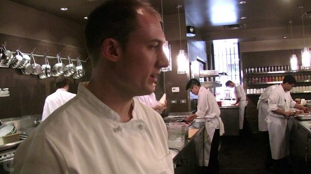 Eater visits the kitchen at Next