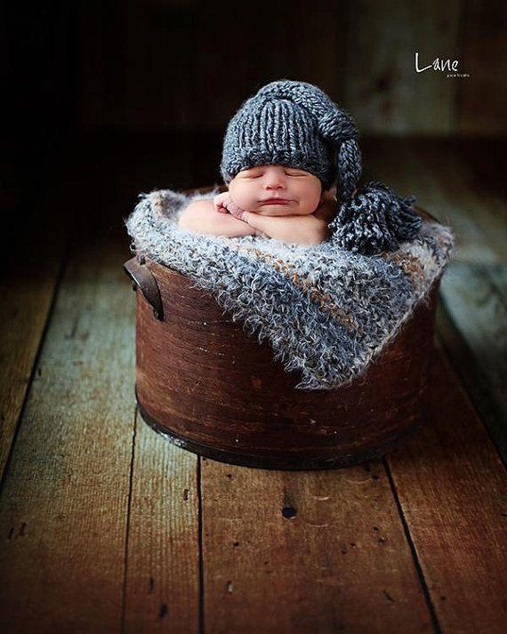 Baby blanket Angel hair  crochet photo prop  bucket by Lifeinmypjs, $40.00