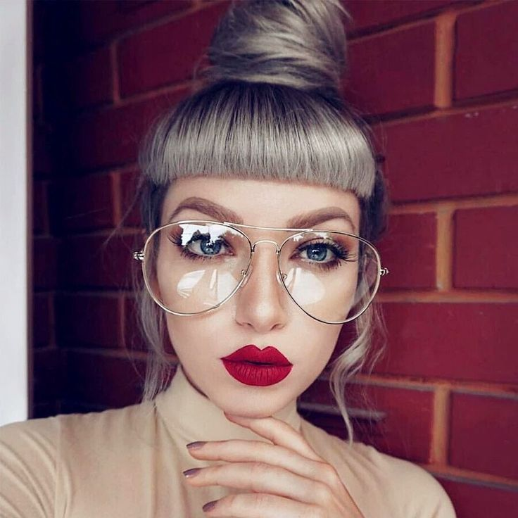 Fashion aviator glasses with clear lens!. Comes in 4 pretty colors! - High quality alloy frames - Sturdy fashion glasses - Clear lens Ships in 12 days.