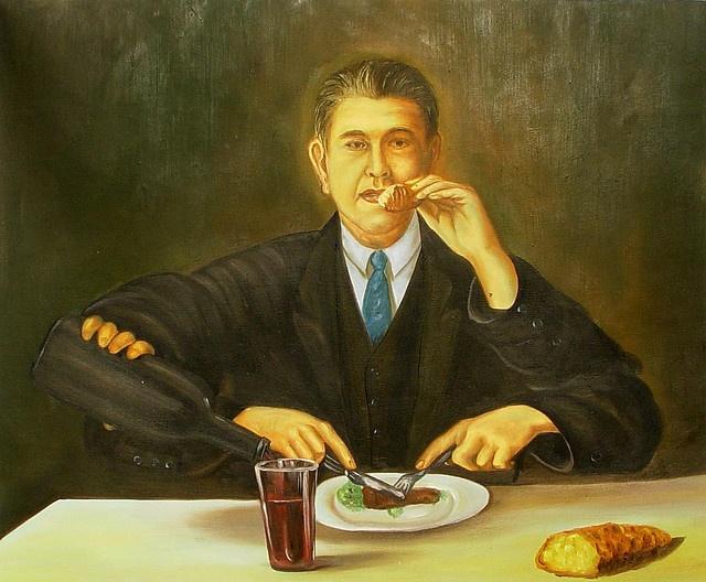 Magritte, Rene (1898-1967) - Self Portrait