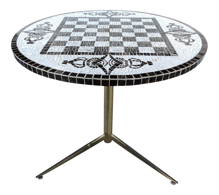Nail Marble Top Coffee Table: 25+ Best Ideas About Tile Top Tables On Pinterest