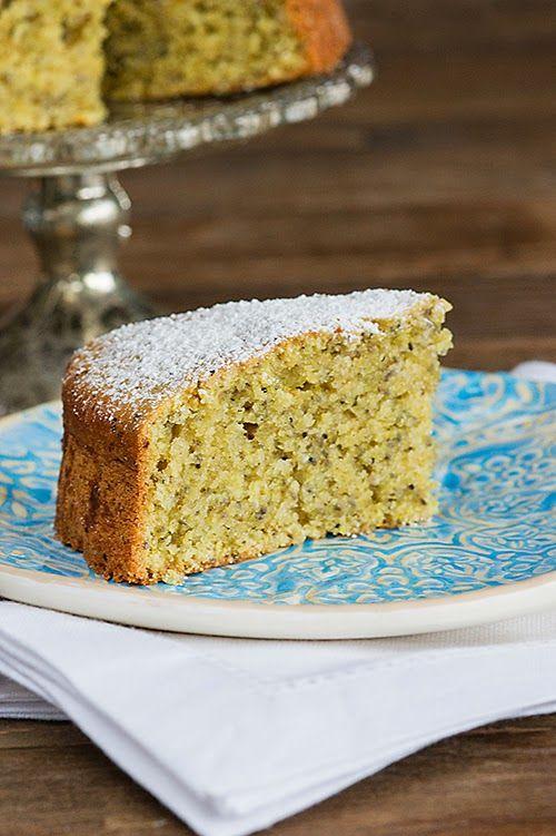 Chia-Zitronenkuchen - Vegan genießen für eine bessere Welt Entdeckt von www.vegaliferocks.de