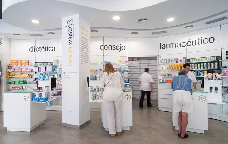 Farmacia Waisen, Roquetas de Mar www.itssingular.com #farmacia #pharmacy #diseño #design #itssingular #singular