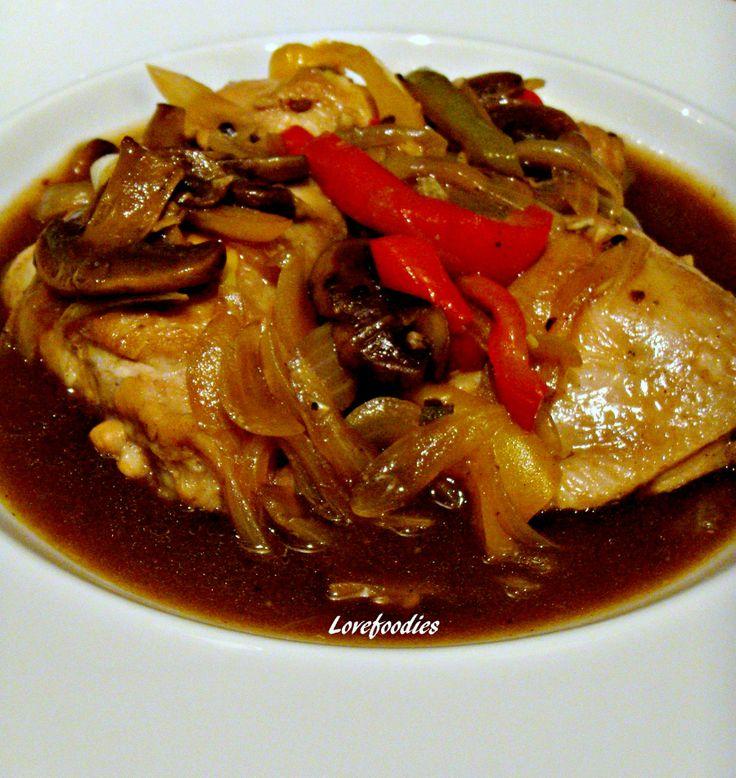 ... Chicken, White Wines, Chicken Dishes, Easy Chicken, Delicious Chicken