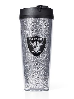 Oakland Raiders Coffee Tumbler