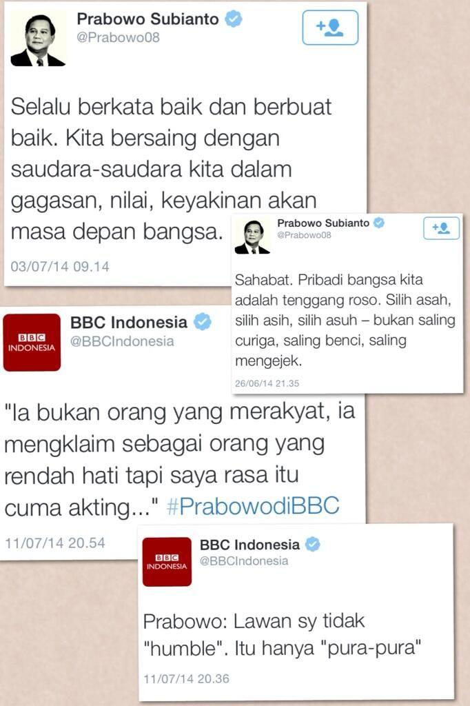 Bapak berubah :(((( https://storify.com/somemandy/wawancara-di-bbcindonesia