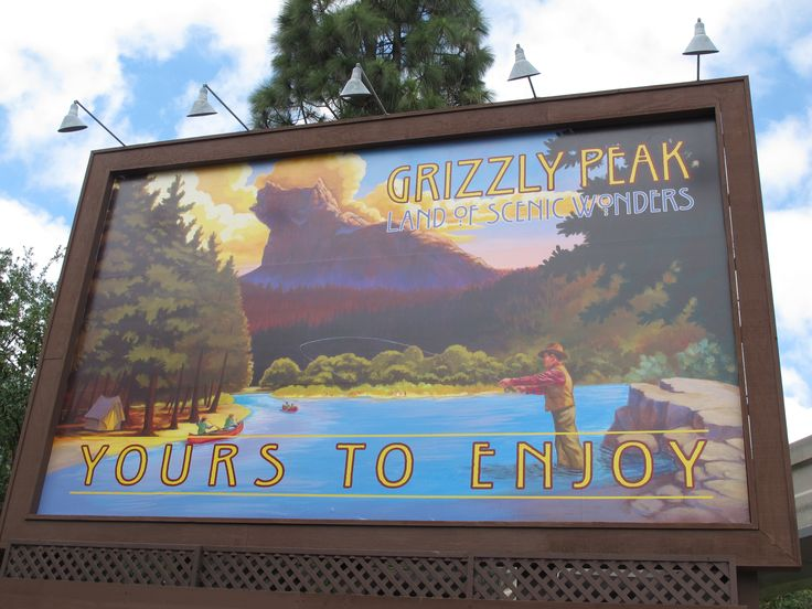 Soarin' Over California Adventure: How Condor Flats Became Grizzly Peak Airfield