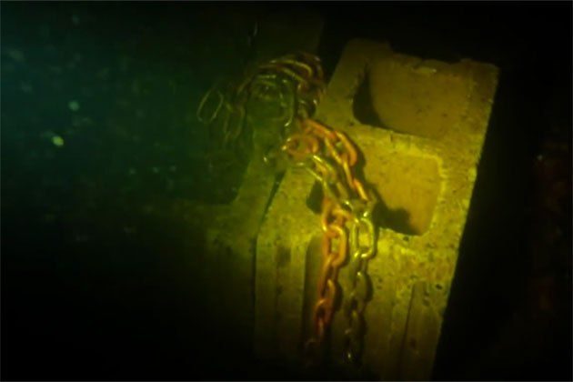 Police Sent A Diver To The Bottom Of This Lake, And What He Found Will Make Your Blood Run Cold