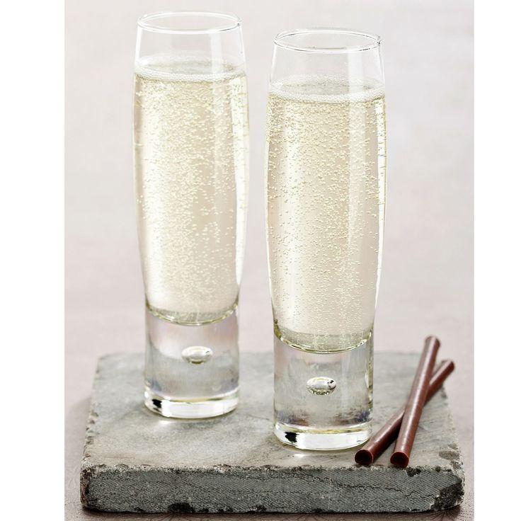 Stemless Champagne Flute Glassware Pinterest